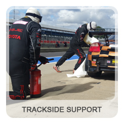 Trackside Support