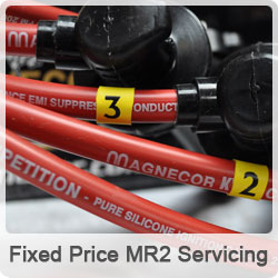 Fixed Price MR2 Servicing